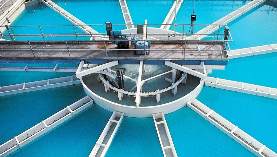 Trinkwasseraufbereitungsanlage in den USA