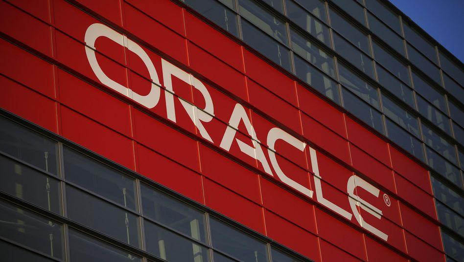 Oracle-Logo: Die Java-Technik erweist sich immer wieder als anfällig