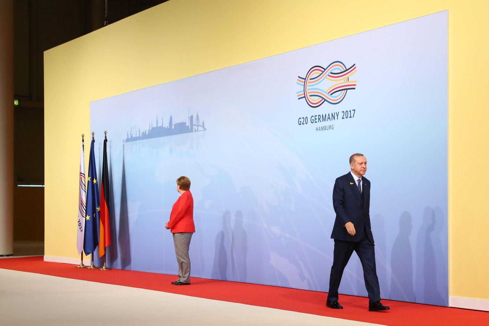 Merkel / Erdogan