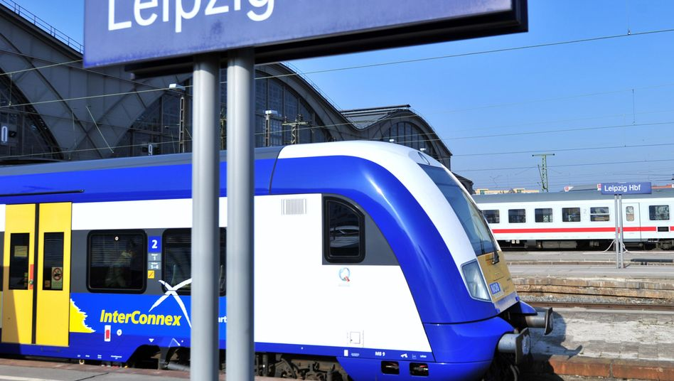 Interconnex-Zug in Leipzig: Untragbare Verluste