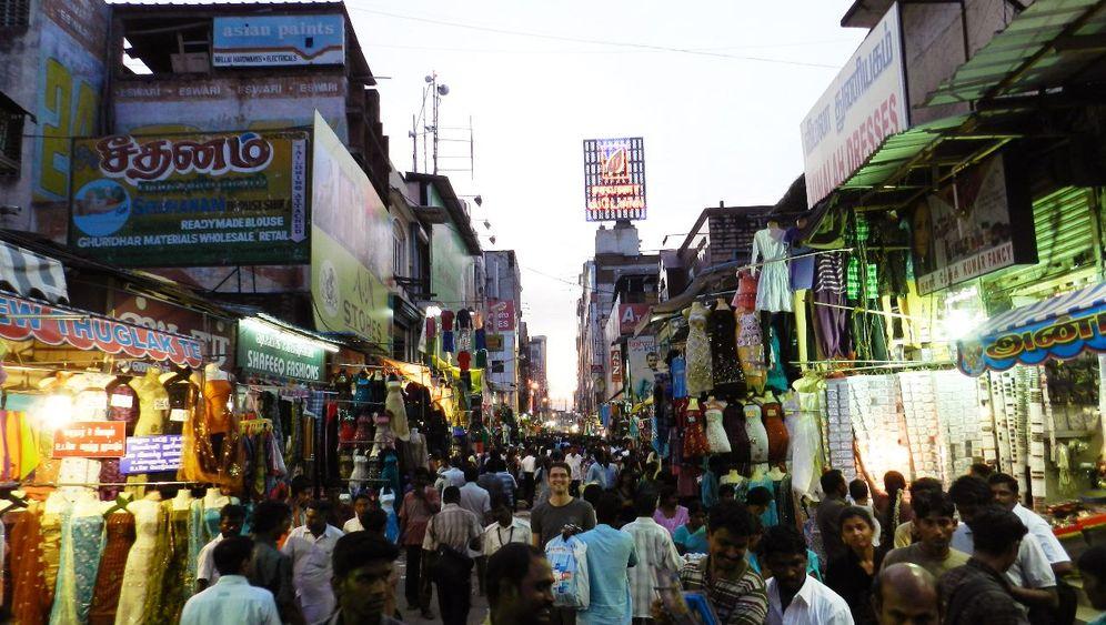 Auslandsstudium in Indien: Einmal kalten Kaffee, bitte