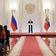 Putin nach Kontakt mit Corona-Infizierten in Selbstisolation