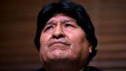 Ex-Präsident Morales wegen Terrorismus angeklagt