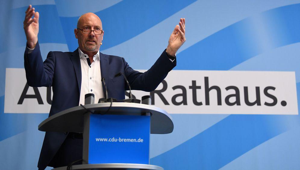 Bremen: CDU-Quereinsteiger will SPD-Vorherrschaft brechen