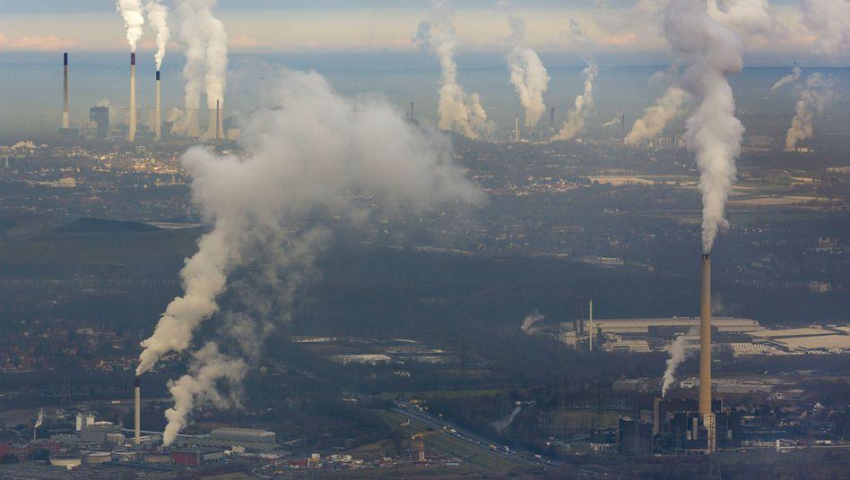 """Ruhrgebietsindustrie: """"Wir brauchen eine klimaneutrale Weltwirtschaft"""""""