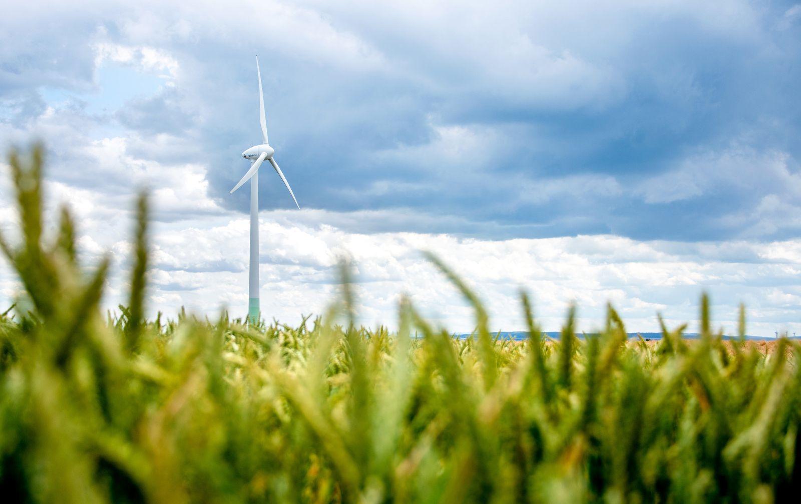 Ausbau der Windkraft
