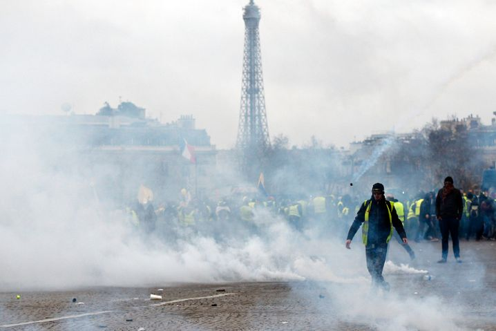 Champs-Élysées 2019