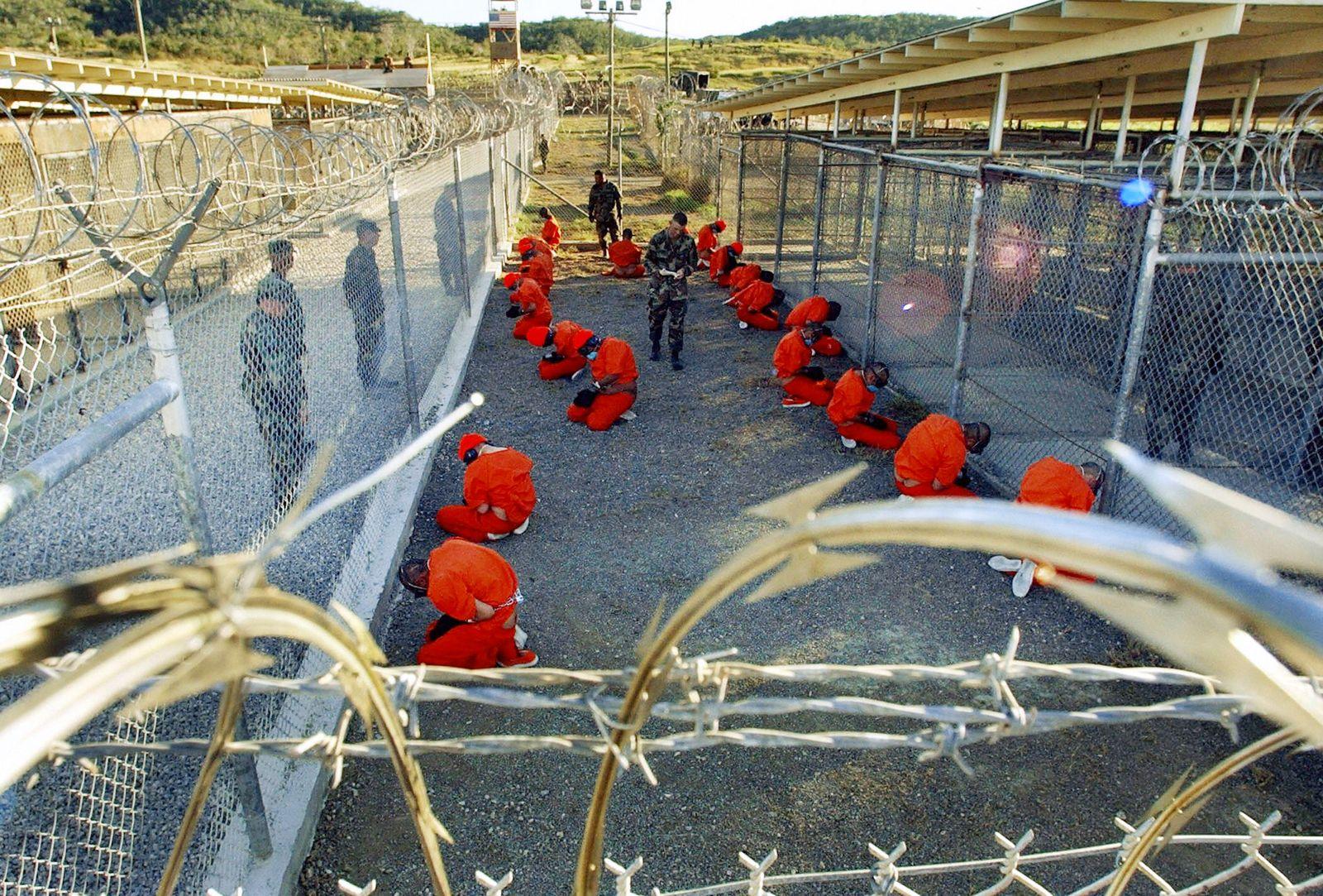 Yassin/ Jahrzehnt/ Guantanamo
