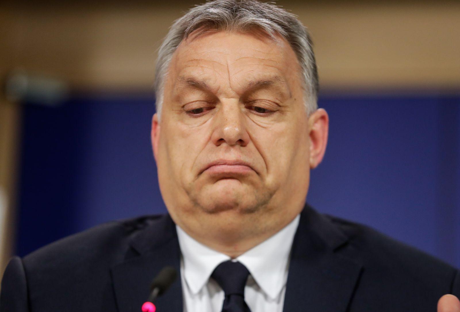 Fidesz party to leave European parliament centre-right group
