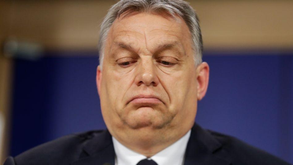 Ungarns Regierungschef Viktor Orbán kehrt der Europäischen Volkspartei mit seiner Fidesz den Rücken