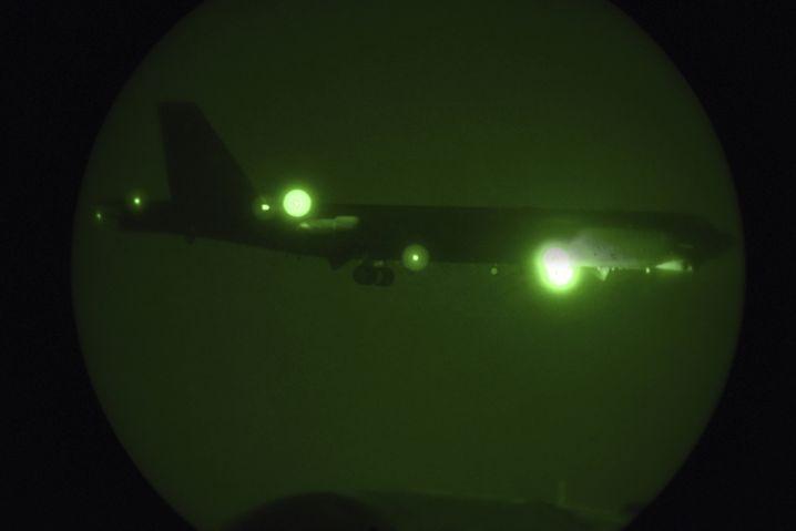 B-52-Bomber im Anflug auf Katar: USA verweisen auf Bedrohung durch Iran