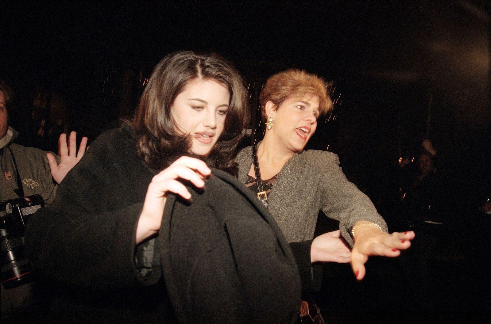 Monica Lewinsky, Barbara Lewinsky