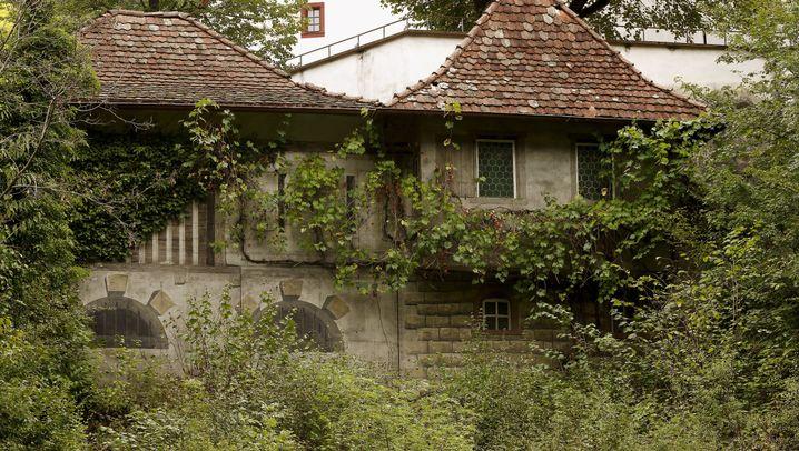 Volle Deckung: Schweizer Bunker, die sich als Wohnhäuser tarnen