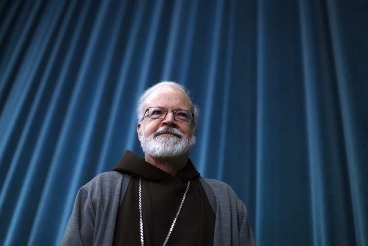 Kardinal O'Malley: Immer gerufen, wenn es brenzlig wurde