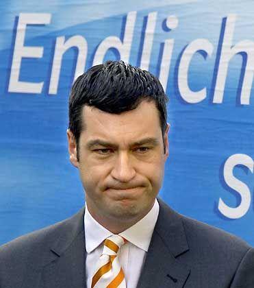 """CSU-General: """"Ein Söder wird zur Maßeinheit für soziale Inkompetenz"""", spottet die Opposition"""