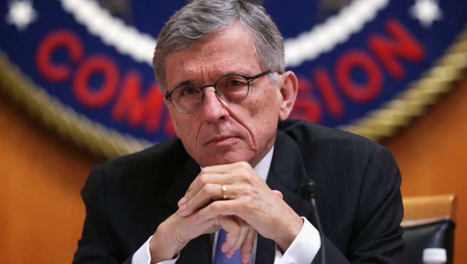 FCC-Vorsitzender Wheeler: Regelvorschlag angenommen