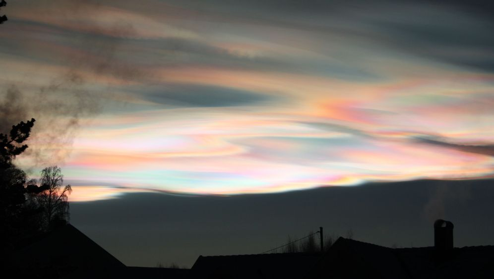 """""""Der Schrei"""": Haben Wolkenphänomene Edvard Munch inspiriert?"""