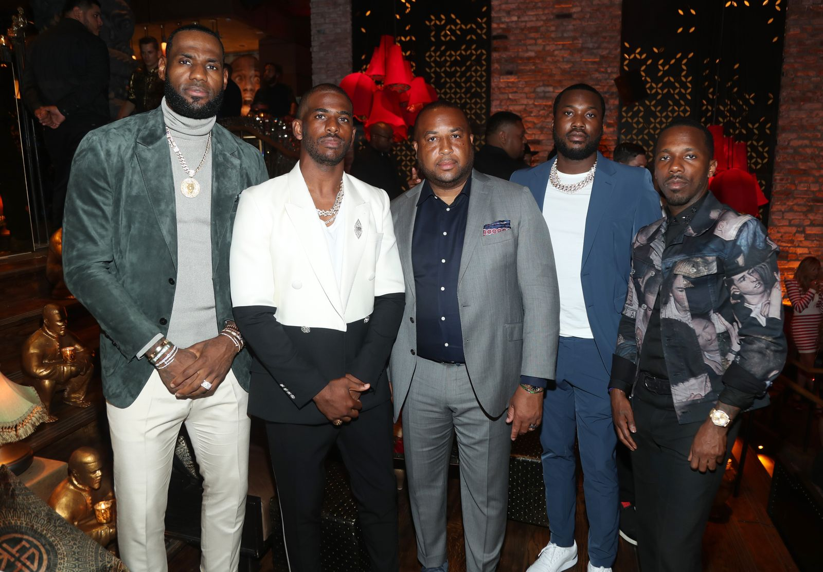 Kevin Hart Celebrates his 40th Birthday at TAO in Los Angeles with LOUIS XIII Cognac and Rémy Martin