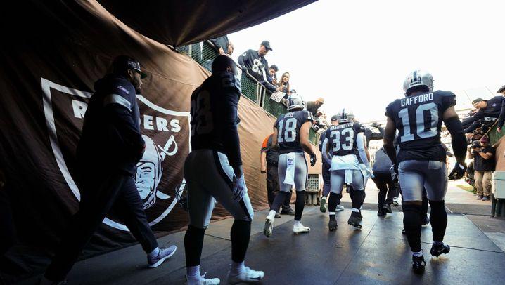 Oakland Raiders: Ab nach Vegas