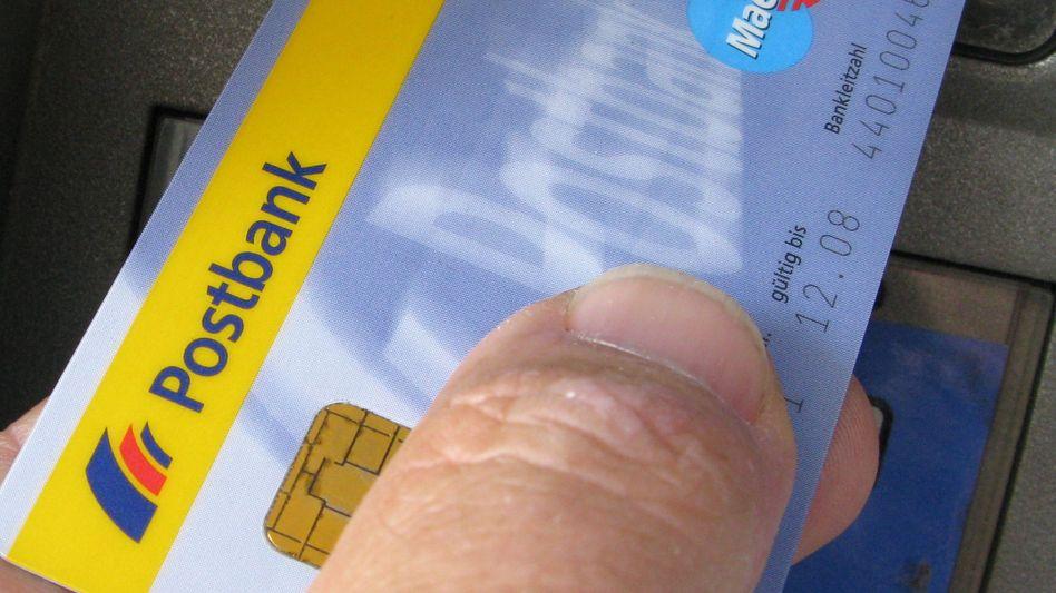 """Postbank-EC-Karte: """"Ich frage mich, was das Bankgeheimnis noch wert sein soll"""""""