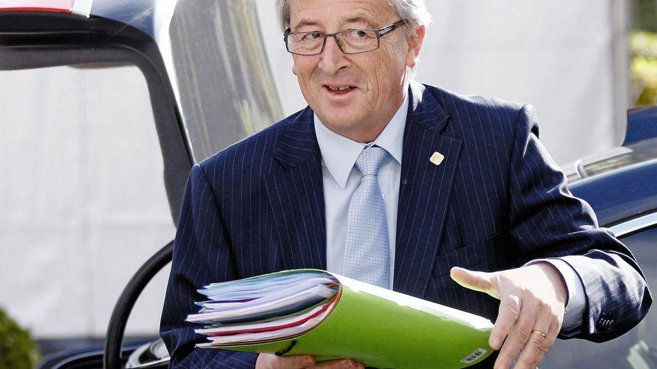 EU-Politiker Juncker: Der Fall zeigt die Doppelgesichtigkeit der europäischen Politik