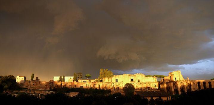 Der Circus Maximus in Rom soll bald wieder für Besucher geöffnet werden