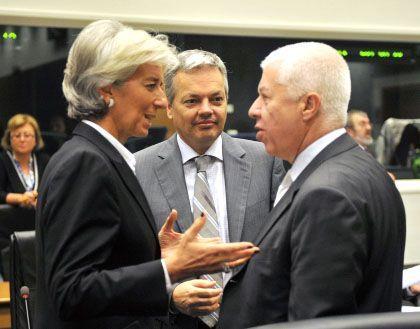 """Finanzminister-Treffen: """"Systemrelevante Banken unterstützen"""""""