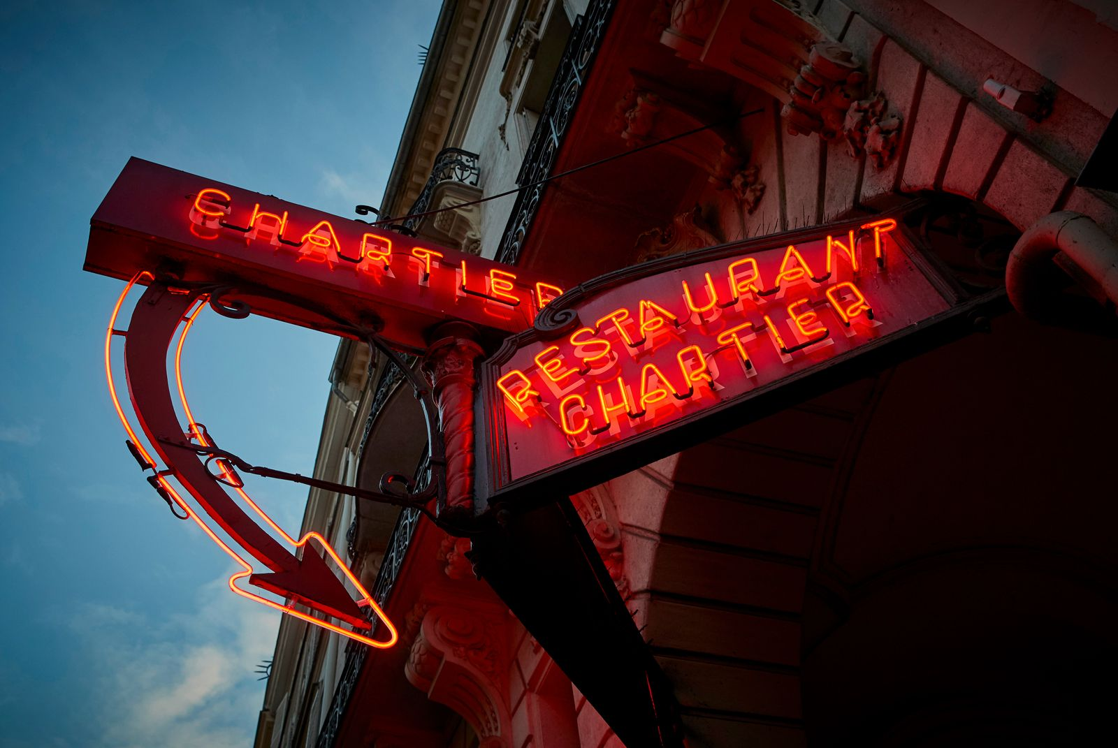 Chartier Bouillon Restaurant Coping With Coronavirus: 120 Years of Monumental Parisian Dinners