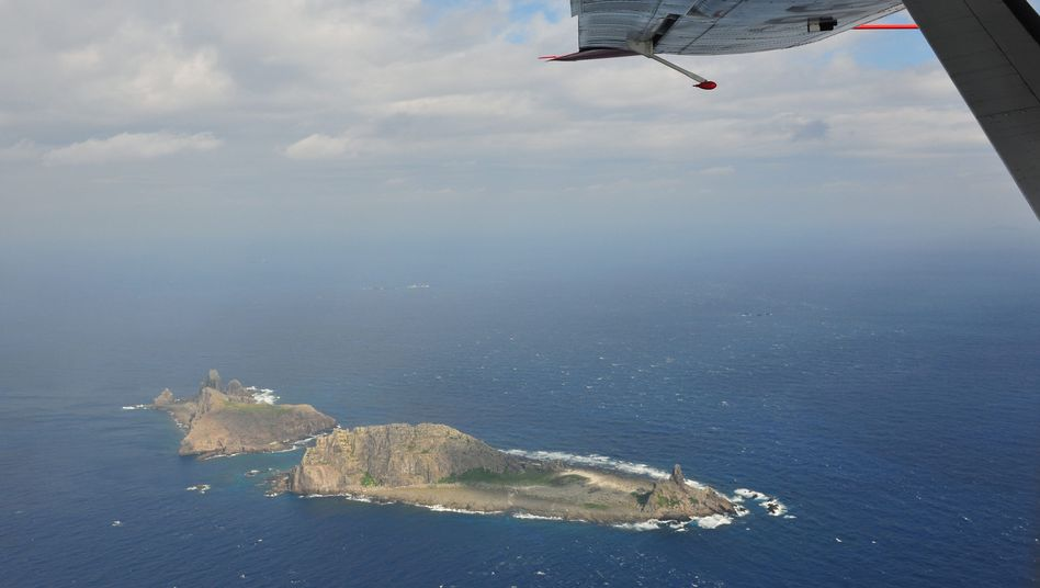 Unbewohnte Inselgruppe: Der Streit zwischen China und Japan spitzt sich zu