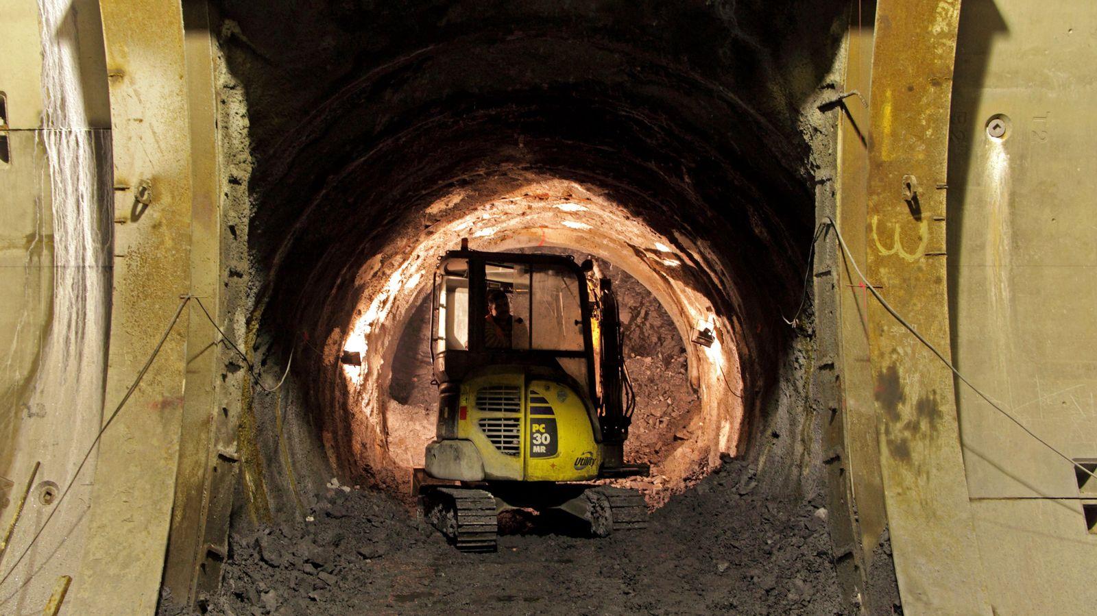 Türkei / Marmaray Bosphorus tunnel project