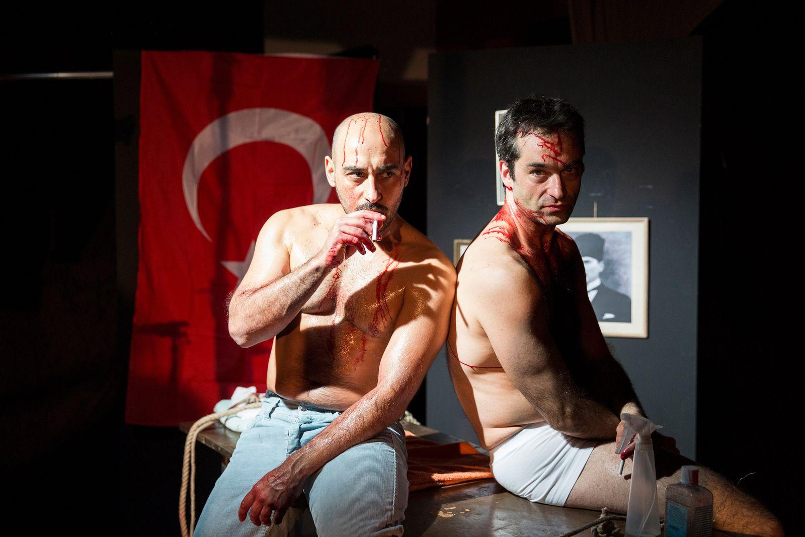 Theater/ Residenztheater/ «Die vierzig Tage des Musa Dagh»