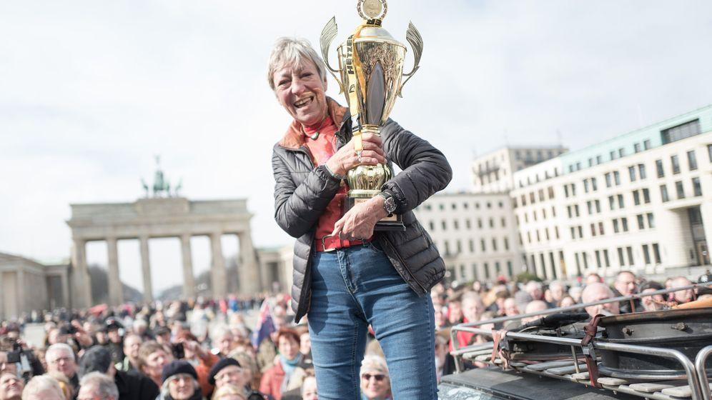 Heidi Hetzer: In zweieinhalb Jahren um die Welt