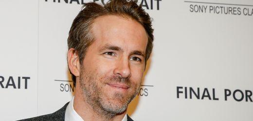 Ryan Reynolds kauft Fußballklub AFC Wrexham