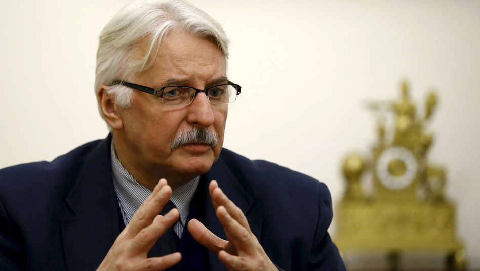 Außenminister Waszczykowski: Gesetze im Eiltempo verabschiedet