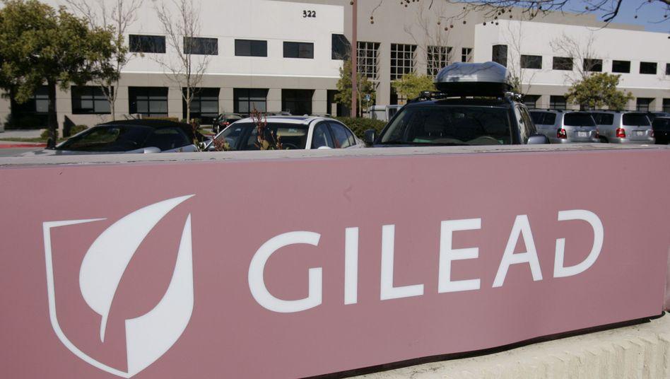 Pharmakonzern Gilead: Verdient gut an der neuen Pille