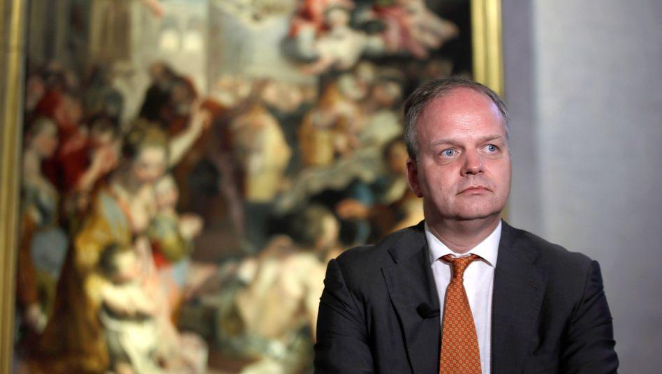 Eike Schmidt, deutscher Direktor der Uffizien-Galerie: