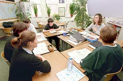 Ganztagsschulen: Mehr als Verwahranstalten?