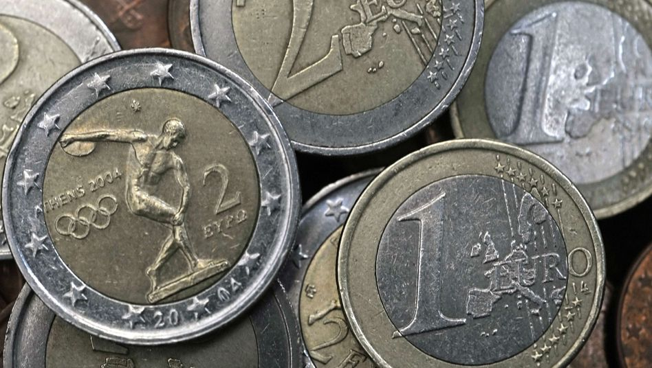 """An alleged scam has been discovered, involving the reconstruction of previously """"destroyed"""" euro coins, according to German authorities."""