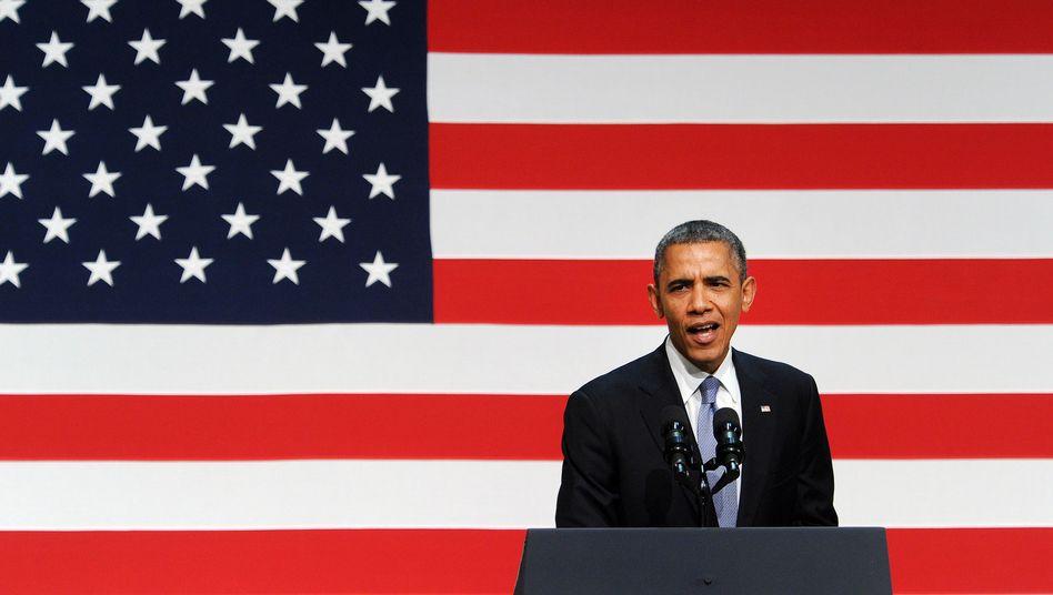 US-Präsident Obama: Kampf gegen Ungleichheit und Ungerechtigkeit
