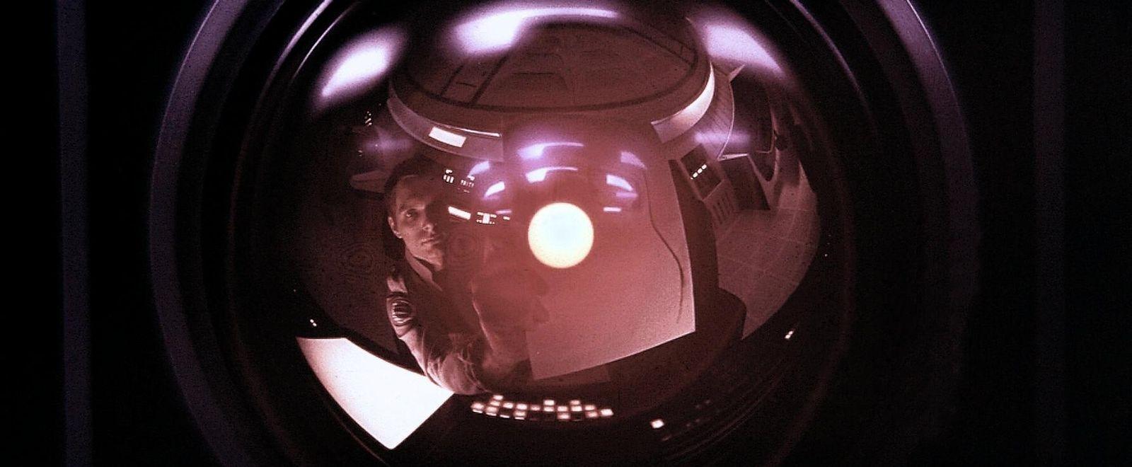 EINMALIGE VERWENDUNG 2001: Odyssee im Weltraum / 2001: A Space Odyssey