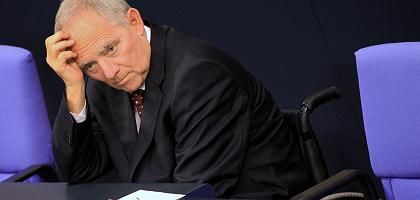 Innenminister Schäuble: Genervt von neuen Einwänden