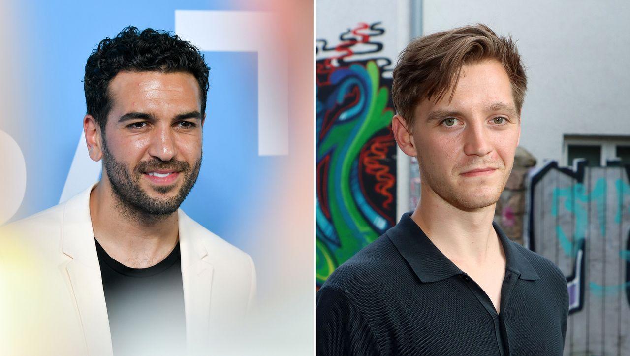 Fälscherskandal: Elyas M'Barek und Jonas Nay spielen Hauptrollen im Film über den Fall Relotius - DER SPIEGEL