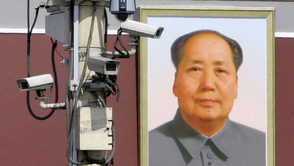Kontrolltechnik: So überwacht China seine Städte