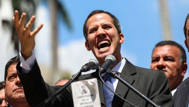 Venezuela: Anfang vom Ende einer Diktatur?