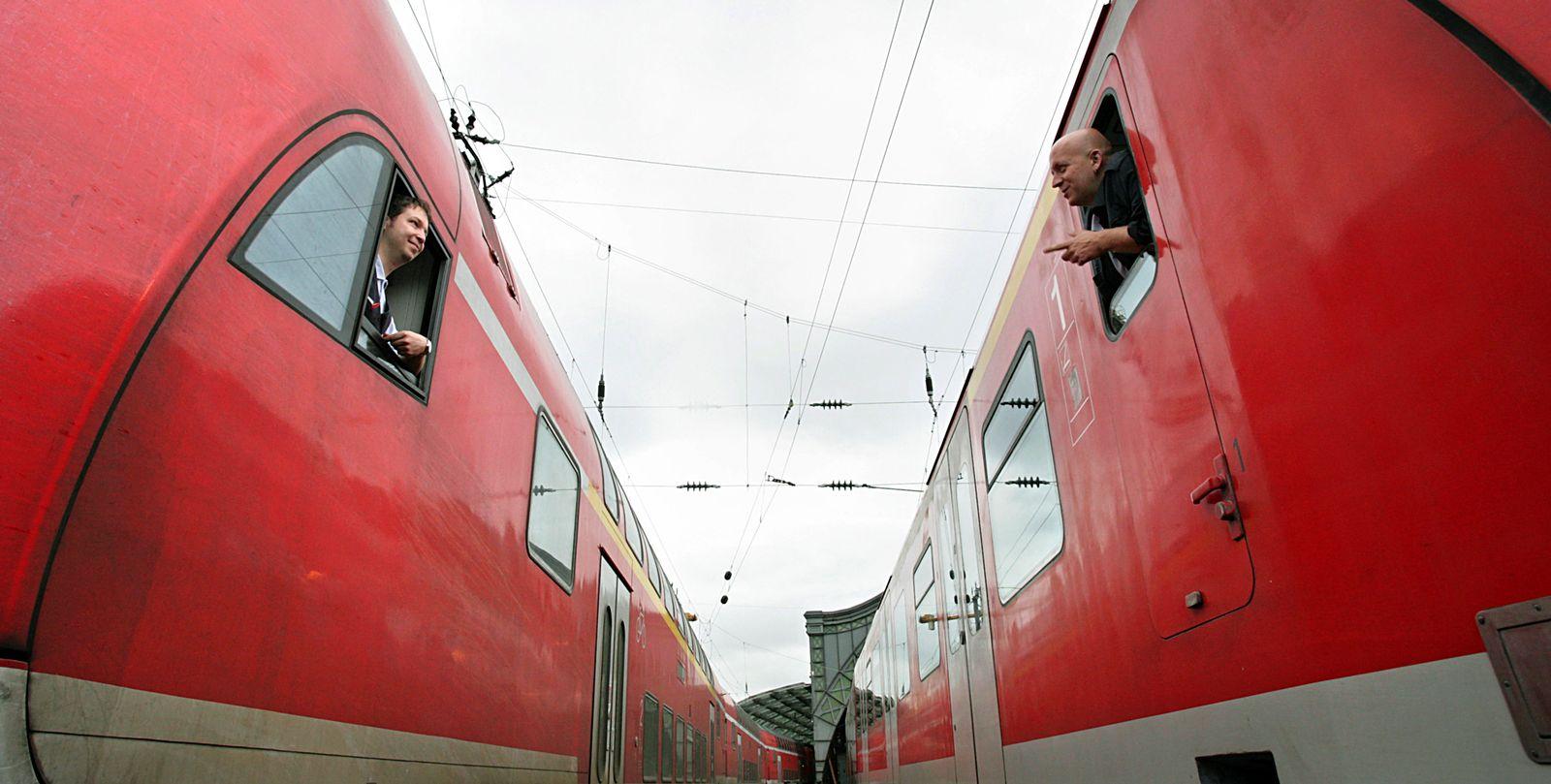 Berufsgruppen / Bahnführer