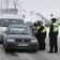 Bundespolizei ist mit Grenzkontrollen überfordert