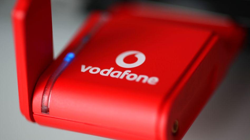 Tätersuche: Vodafone-Datendieb soll externer Mitarbeiter sein