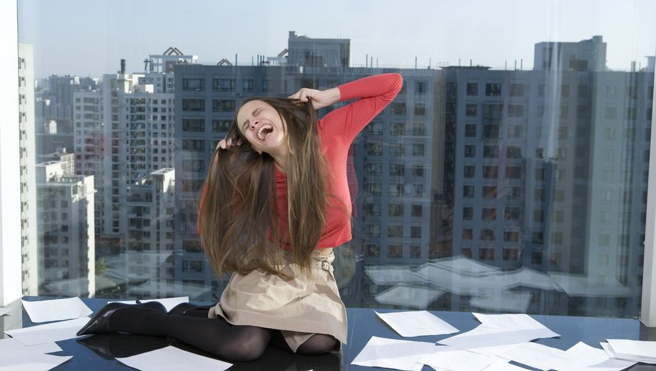 Bewerbungen: Immer die Falschen! Es ist zum Haareraufen