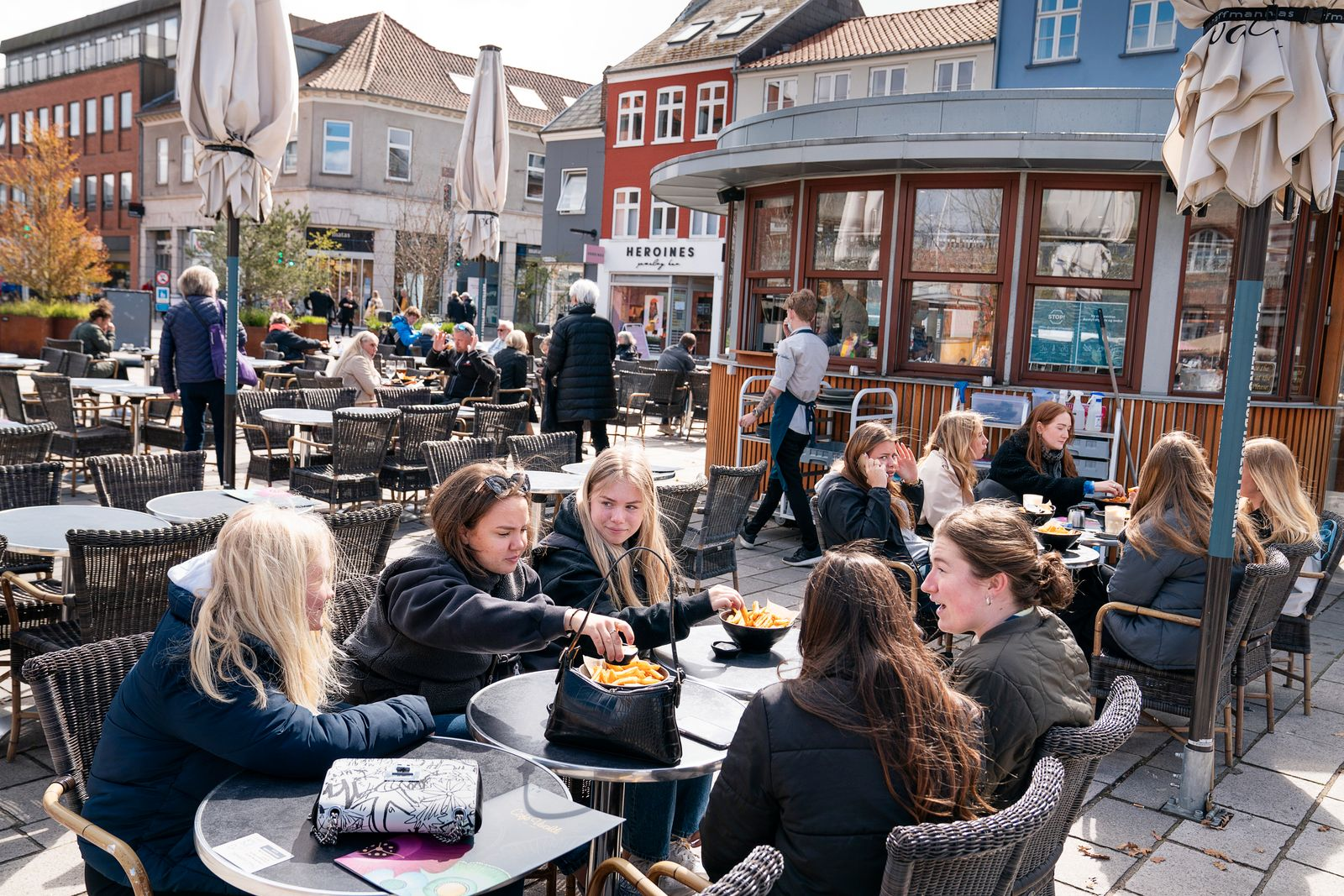 Denmark relaxes pandemic restrictions