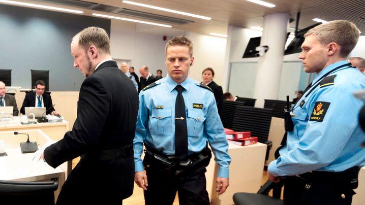 Zweiter Prozesstag in Oslo: Schockierende Details